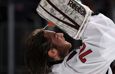 You wish your goalie was as awesome as Braden Holtby. <3