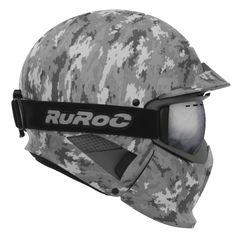 Ruroc RG1-X Assault LTD Snowboard Helmet