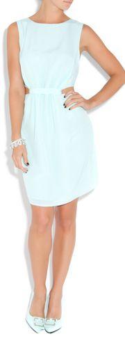 pretty pastel dress #spring2013