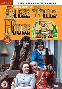 Bless This House - 70s ITV comedy series (1971-76) with Sid James and Diana Coupland