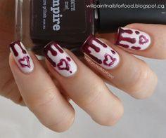 70 Lovely Valentine's Day Inspired Nail Art Ideas_24