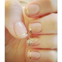 10 Unique Wedding Manicure Suggestions