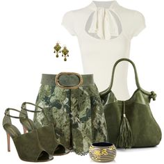 """""""Military Chic"""" by maggie-jackson-carvalho on Polyvore"""