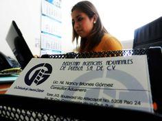 Nancy Briones. Costums & Logistics Consultant. nancy.briones@beristain.com