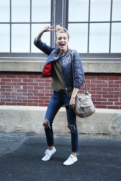 Free People Models Off Duty – April 18, 2014 | Free People Blog #freepeople