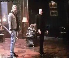 I absolutely LOVE Loki's magic daggers‼️⚔️⚔️