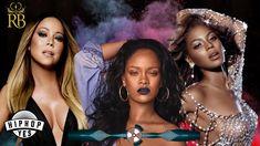 Mariah Carey, Rihanna, Hip Hop, Motown, Video Clip, Youtube, Music, Fashion, Musica