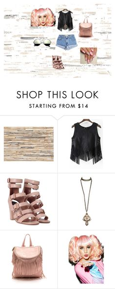 """""""Class in session """" by tai-rah on Polyvore featuring Brewster Home Fashions, Levi's, Laurence Dacade, Spree Picky, Pink and nation"""