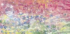 Painting by Iris Grace Halmshaw, 5 yr old autistic artist. Autistic Artist, Autistic Children, Three Year Olds, 5 Year Olds, Music Painting, Painting Prints, Art Music, Sunrise Painting, Grace Art