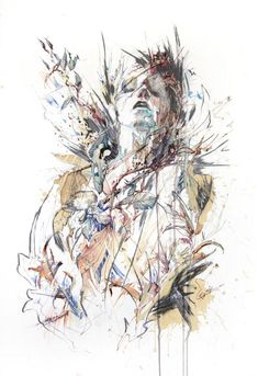 CARNE GRIFFITHS http://www.widewalls.ch/artist/carne-griffiths/ #contemporary #art