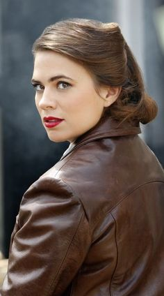"Margaret Elizabeth ""Peggy"" Carter was a British officer representing the Strategic Scientific..."