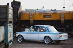 BMW 2002 is a Dream Realized in the Pursuit of Automotive Happiness - Photography by Maxim Gurianov for Petrolicious
