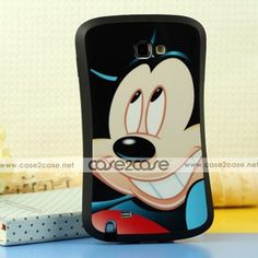 iFace Shock-absorbing Urethane case for Samsung galaxy note Mickey