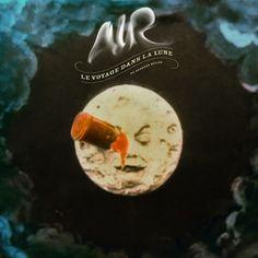 El nuevo disco de AIR: Le Voyage Dans La Lune