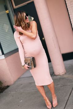 The one shoulder look is a favorite of mine because it reveals just enough skin to be sexy, but it won't…
