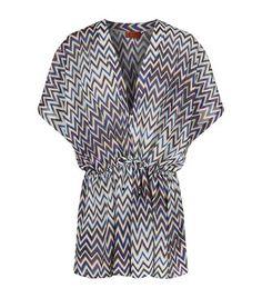 Missoni Mare Lurex Zig Zag Kaftan available to buy at Harrods. Shop women's designer beachwear online and earn Rewards points.