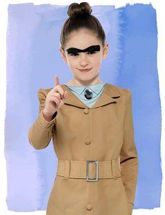 Miss Trunchbull Costume