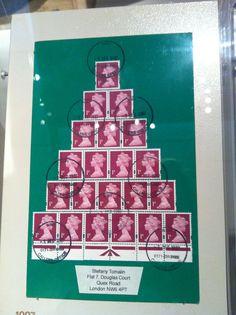 Thomas Heatherwick - an early Christmas card