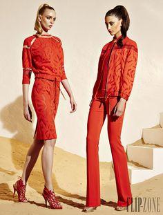 Zuhair Murad Resort 2015 - Ready-to-Wear - http://www.flip-zone.com/fashion/ready-to-wear/fashion-houses-42/zuhair-murad-4848