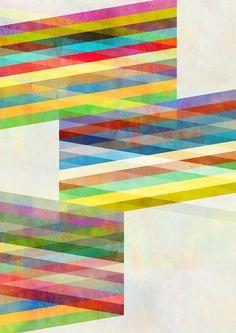 Graphic 9 X Art Print