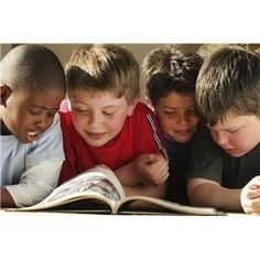 List of blogs which feature books for boys.