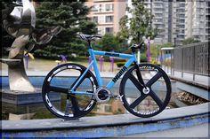Ingria Airpusher 2013 Track Bike