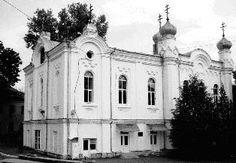 Кишиневское мужское духовное училище | Chisinau, orasul meu