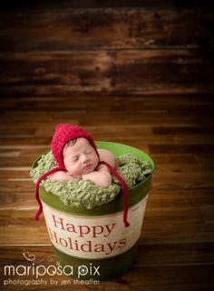 Newborn Holiday Ideas