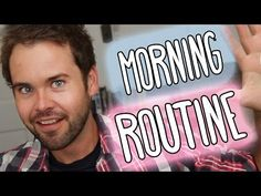 If Guys Made YouTube Videos Like Girls: Morning Routine - YouTube