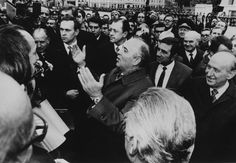 The second phase of Gorbachev's reforms was glasnost, or 'openness'. This lifted the severe restrictions on information and debate which had been part of Soviet life since the 1920s. Gorbachev hoped that glasnost would expose the errors of previous governments, so the people would support more extensive economic reforms. Media censorship was relaxed, though not completely abolished; literature once banned in the USSR was now permitted. The Soviet people – who believed they were living in a…