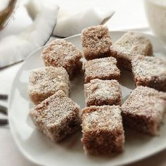 Kokoswürfel ...find it on www.bcproject.de  #eeeeeats #food #foodporn #yum #instafood #yummy #amazing #instagood #photooftheday #sweet #dinner #lunch #breakfast #fresh #tasty #food #delish #delicious #eating #foodpic #foodpics #eat #hungry #foodgasm #hot #foods #sweettooth ...zu finden auf www.bcproject.de