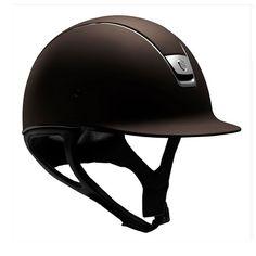 Samshield Shadowmatt Helmet - Brown