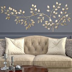 You'll love the Flowing Leaves Wall Décor at Birch Lane - With Great Deals on all products and Free Shipping on most stuff, even the big stuff.