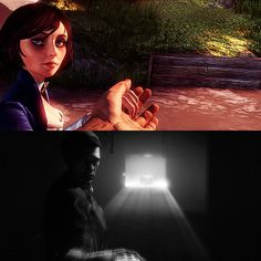 No please don't give me this much feels! Burial at Sea to the campaign of Bioshock: Infinite
