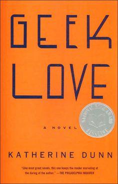 "Katherine Dunn - ""Geek Love"""