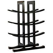 12 Bottle Bamboo Wine Rack - Dark Espresso on sale now at EarthTech Products. The 12 Bottle Bamboo Wine Rack - Dark Espresso is beautiful to look at and its beautiful to nature as well as its made of Earth-friendly bamboo. Wine Bottle Rack, Wine Glass Rack, Bottle Holders, Wine Bottles, Bottle Opener, Countertop Wine Rack, Bamboo Countertop, Limestone Countertops, Home Depot