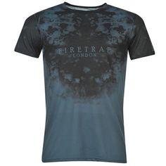 Firetrap | Firetrap Arona T Shirt | Mens T Shirts