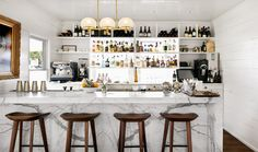 a baby bar // Architects Clayton & Little