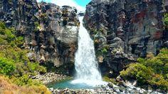 Tongariro Nationalpark, New Zealand