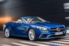 Fotos Exteriores - Mercedes-Benz SL (2016) - km77.com