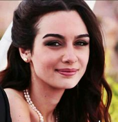 Birce Akalay, Turkish actress, b. Most Beautiful Women, Beautiful People, Turkish Actors, Celebs, Celebrities, Pretty Face, Girl Crushes, My Girl, Tv Shows