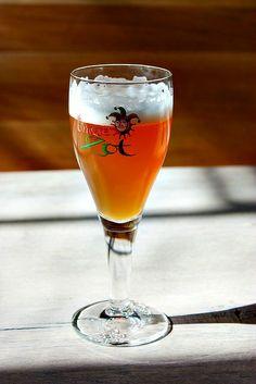 Belgian Beer - Brugse Zot (http://wonderfulwanderings.com/belgian-beer-halve-maan-brewery-bruges/)