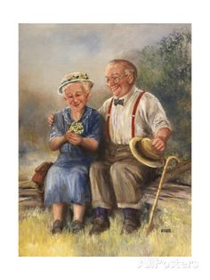 Grandparents / old couple DIY Diamond Painting Kit. Crystal Round Drill diamond painting with full pasting area. This is a timeless piece that looks good in any decor and makes the perfect addition to your Diamond Art Collection.New Diamond . Elderly Couples, Old Couples, Diamond Drawing, 5d Diamond Painting, Vieux Couples, Growing Old Together, Cross Paintings, Mosaic Patterns, Couple Portraits