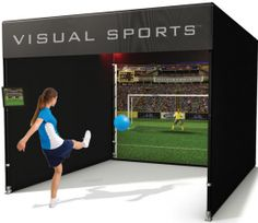 VS-12 Multi Sports Simulator System | From Visual Sports |   Get more information about this game at: http://www.bmigaming.com/games-catalog-visual-sports-systems.htm