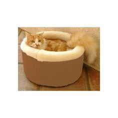 Majestic Pet Cuddler Cat Bed - 788995641 - X