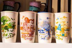 New Starbucks Disney World 50th Anniversary Tumblers & Christmas Ornaments - Disney Tourist Blog