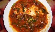 Botermalse zalm met een erg heerlijk sausje Chili, Seafood, Soup, Beef, Fish, Sea Food, Meat, Chile, Pisces