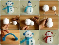 Snowmen …