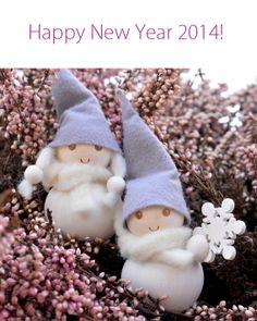 Hyvää uutta vuotta 2014!