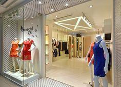 interior project fashion butique